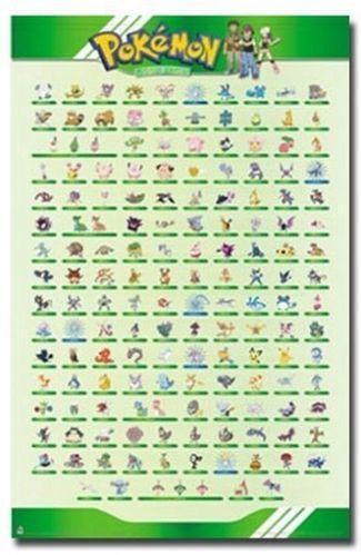 pokemon 150 deutsch liste
