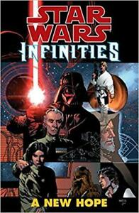 Star Wars A New Hope Infinities Trade Paperback, good condition!
