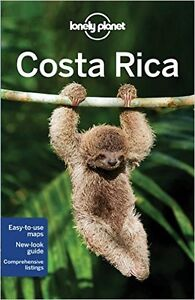 Lonely Planet Costa Rica 2014