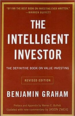 The Intelligent Investor by Benjamin Graham (Digital 2006)