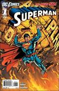 Superman Comic Issue 1