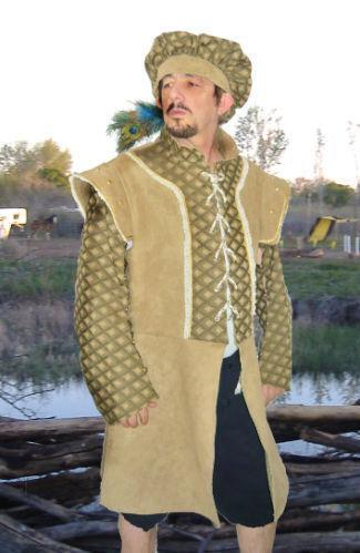 Mens Renaissance Costume | eBay