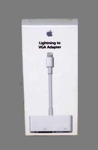 Lightning To Vga Adapter Ebay
