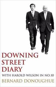 Downing Street Diary: With Harold Wilson in No. 10 Belair Mitcham Area Preview