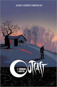Robert Kirkman's Outcast Vols. 1 and 2 - $10 total for both