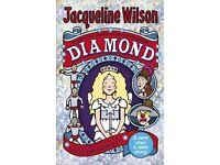 Jaqueline Wilson (Diamond) Book