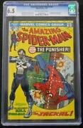 Amazing Spiderman 129 CGC