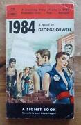 1984 First Edition Orwell