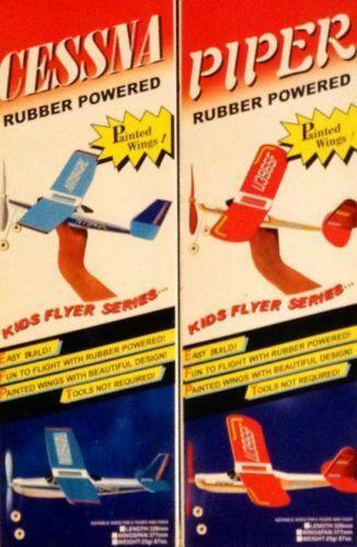 Rubber Band Airplane Ebay