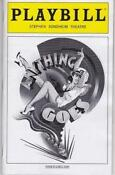 Anything Goes Playbill