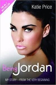 BOOK: Being Jordan: My Autobiography / Katie Price Richmond Yarra Area Preview