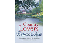 12 rebecca shaw books for sale £12 or £1 each ono