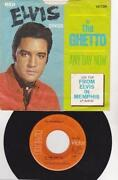 Elvis in The Ghetto 45