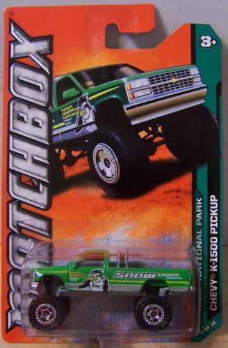 Matchbox Chevy Truck Ebay