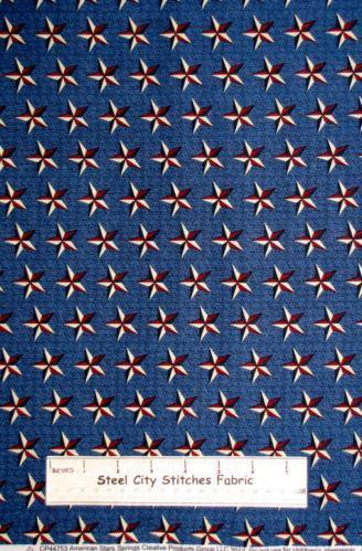 Patriotic Quilt Fabric Ebay