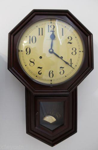 Hamilton Wall Clock Ebay