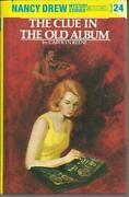 Nancy Drew Old Album