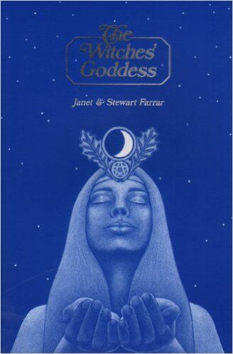Witches' Goddess by Janet Farrar (Paperback, 1998) Wicca Witch Pagan Goth