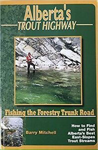 ISO: Barry Mitchell Alberta's Trout Highway Book