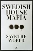 Swedish House Mafia Poster
