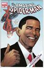 Barack Obama Comic Book