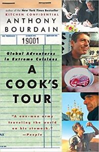 Anthony Bourdain - A Cook's Tour (paperback)