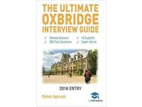 The Ultimate Oxbridge Interview Guide- MUST HAVE !