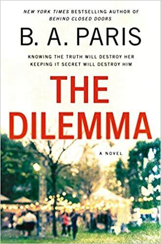 The Dilemma by B. A. Paris (2020, Hardcover)