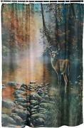 Deer Shower Curtain