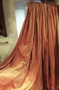 Lined Velvet Curtains