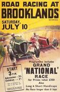 Brooklands Racing