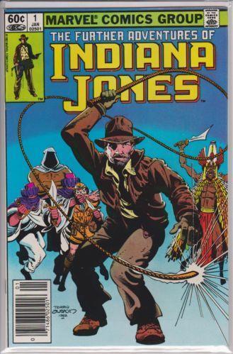 Indiana Jones Comics | eBay
