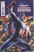 Captain America Issue 1