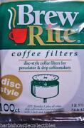 Brew Rite Coffee Filters