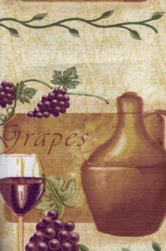 Wine Grape Tablecloth Ebay
