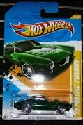 2012 Hot Wheels 73 Pontiac Firebird