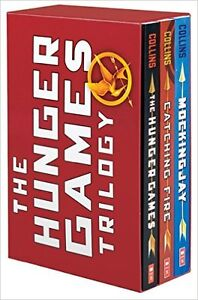 Hunger Games Trilogy Box Set - brand new, still in plastic wrap!