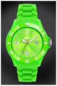 Mens Green Ice Watch