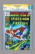 Marvel Team Up CGC