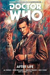 DOCTOR WHO Hardcover Graphic Novel - 11th Doctor - After Life