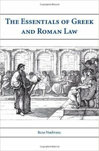 UWO Classics 2301: The Essentials of Greek and Roman Law London Ontario image 1