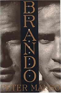 BRANDO - The Biography (Peter Manso hardcover 1117 pages) Edmonton Edmonton Area image 1