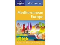 Mediterranean Europe Phrasebook (Lonely Planet Phrasebook)