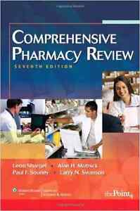 Comprehensive pharmacy review latest edition