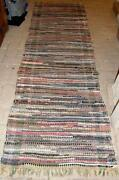 Antique Rag Rug