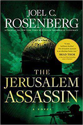 The Jerusalem Assassin: A Marcus Ryker Series Political ( 2020, Digital)