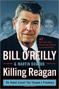 """BILL O'REILLY'S """"KILLING REAGAN"""".  EXCELLENT CONDITION Kingston Kingston Area image 1"""