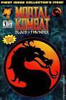 Mortal Kombat Comic