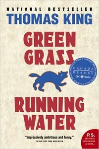 MUN Novel Green Grass Running Water by Thomas King Brand