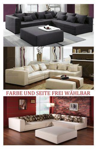 Designer sofas g nstig online kaufen bei ebay Design sofa kaufen